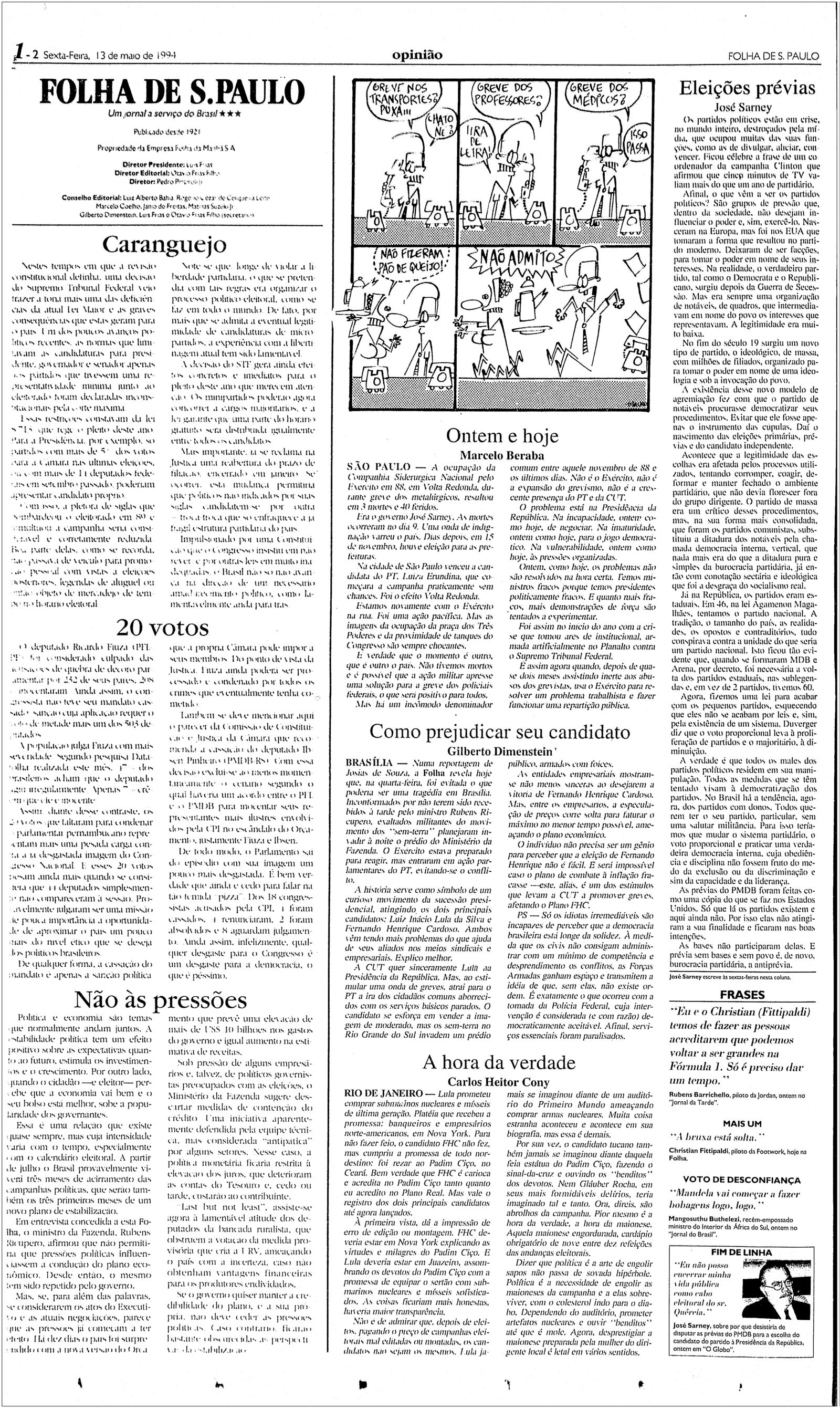 7f19585a3 Edição Digital - Folha de S.Paulo - Pg 1